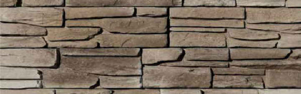 Manufactured stone siding for all types of projects - Discount Stones