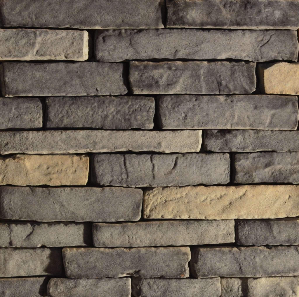 Black Forest Dry Stack Ledgestone  Discount Stones