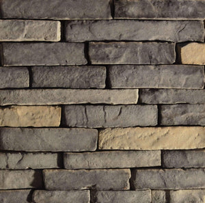 Black Forest - Dry Stack Ledgestone cheap stone veneer clearance - Discount Stones wholesale stone veneer, cheap brick veneer, cultured stone for sale