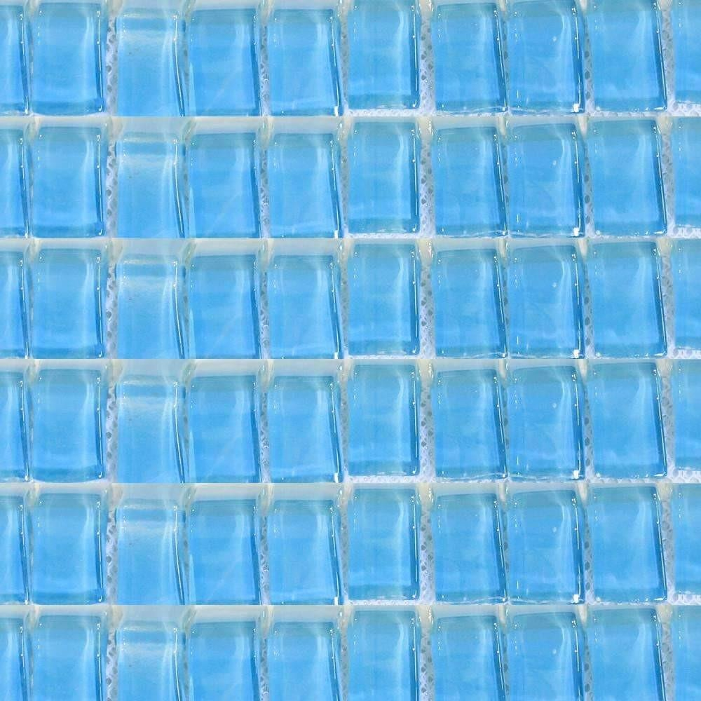 Blue Sky Outer Corner - Glass Tile cheap stone veneer clearance - Discount Stones wholesale stone veneer, cheap brick veneer, cultured stone for sale