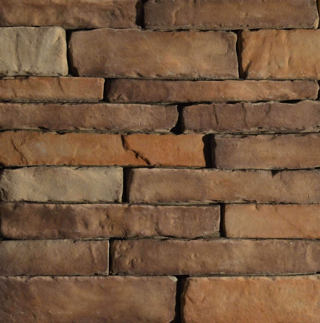 Buckskin - Dry Stack Ledgestone cheap stone veneer clearance - Discount Stones wholesale stone veneer, cheap brick veneer, cultured stone for sale