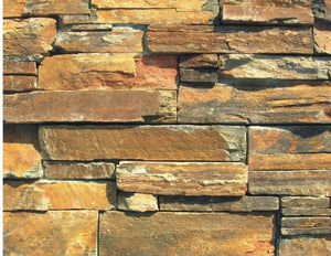 Shale Khaki Rough Cut Slate  Discount Stones