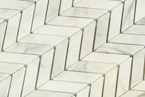 Commodus White Marble Discount Stones