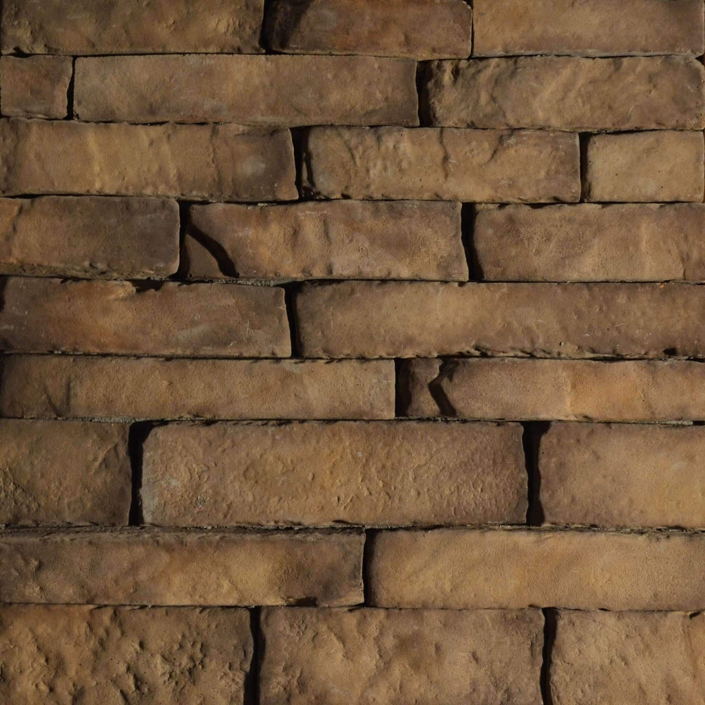 Dark Brown - Dry Stack Ledgestone cheap stone veneer clearance - Discount Stones wholesale stone veneer, cheap brick veneer, cultured stone for sale