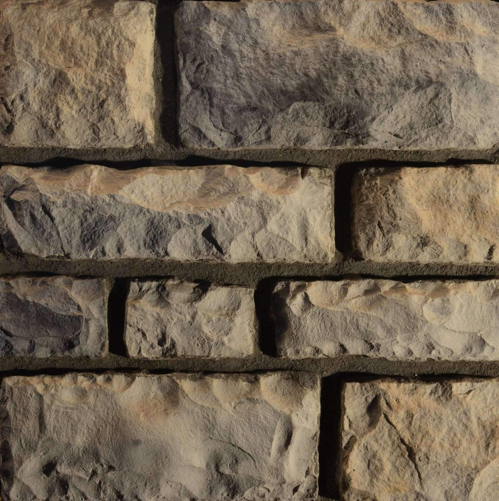 Estate Grey - Limestone cheap stone veneer clearance - Discount Stones wholesale stone veneer, cheap brick veneer, cultured stone for sale