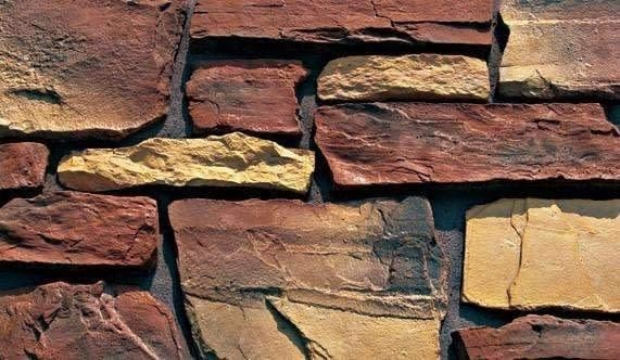 Arizona Canyon - Rough Cut cheap stone veneer clearance - Discount Stones wholesale stone veneer, cheap brick veneer, cultured stone for sale