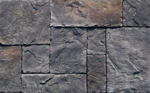 Black Slate - European Castle cheap stone veneer clearance - Discount Stones wholesale stone veneer, cheap brick veneer, cultured stone for sale