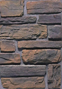 Old Brown - Rustic Ledgestone cheap stone veneer clearance - Discount Stones wholesale stone veneer, cheap brick veneer, cultured stone for sale