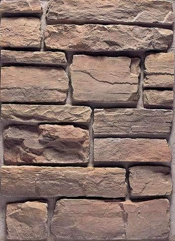 Cocoa - Rustic Ledgestone cheap stone veneer clearance - Discount Stones wholesale stone veneer, cheap brick veneer, cultured stone for sale