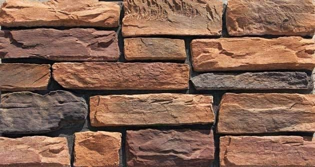 Autumn Harvest - Rustic Ledgestone cheap stone veneer clearance - Discount Stones wholesale stone veneer, cheap brick veneer, cultured stone for sale