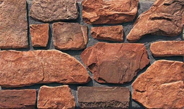Brown Fieldstone Fieldstone Discount Stones