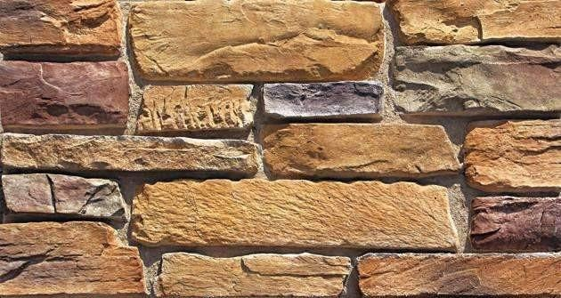Light Country Rustic Ledgestone Rustic Ledgestone Discount Stones