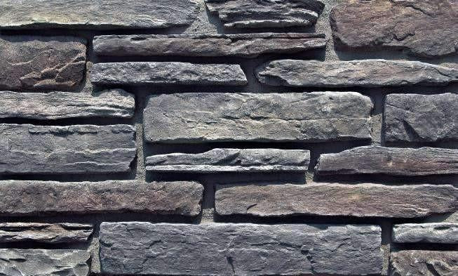 Dark Grey - Cliffstone cheap stone veneer clearance - Discount Stones wholesale stone veneer, cheap brick veneer, cultured stone for sale