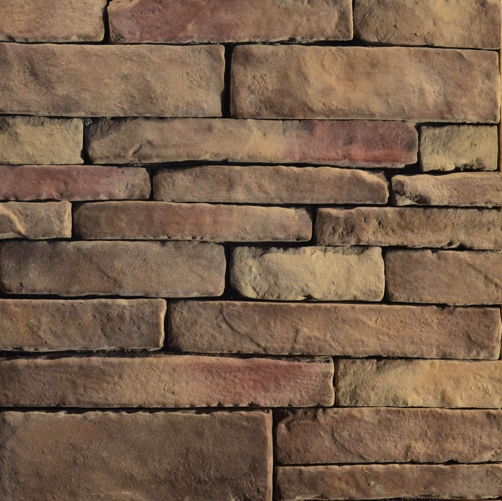LaFayette - Dry Stack Ledgestone cheap stone veneer clearance - Discount Stones wholesale stone veneer, cheap brick veneer, cultured stone for sale