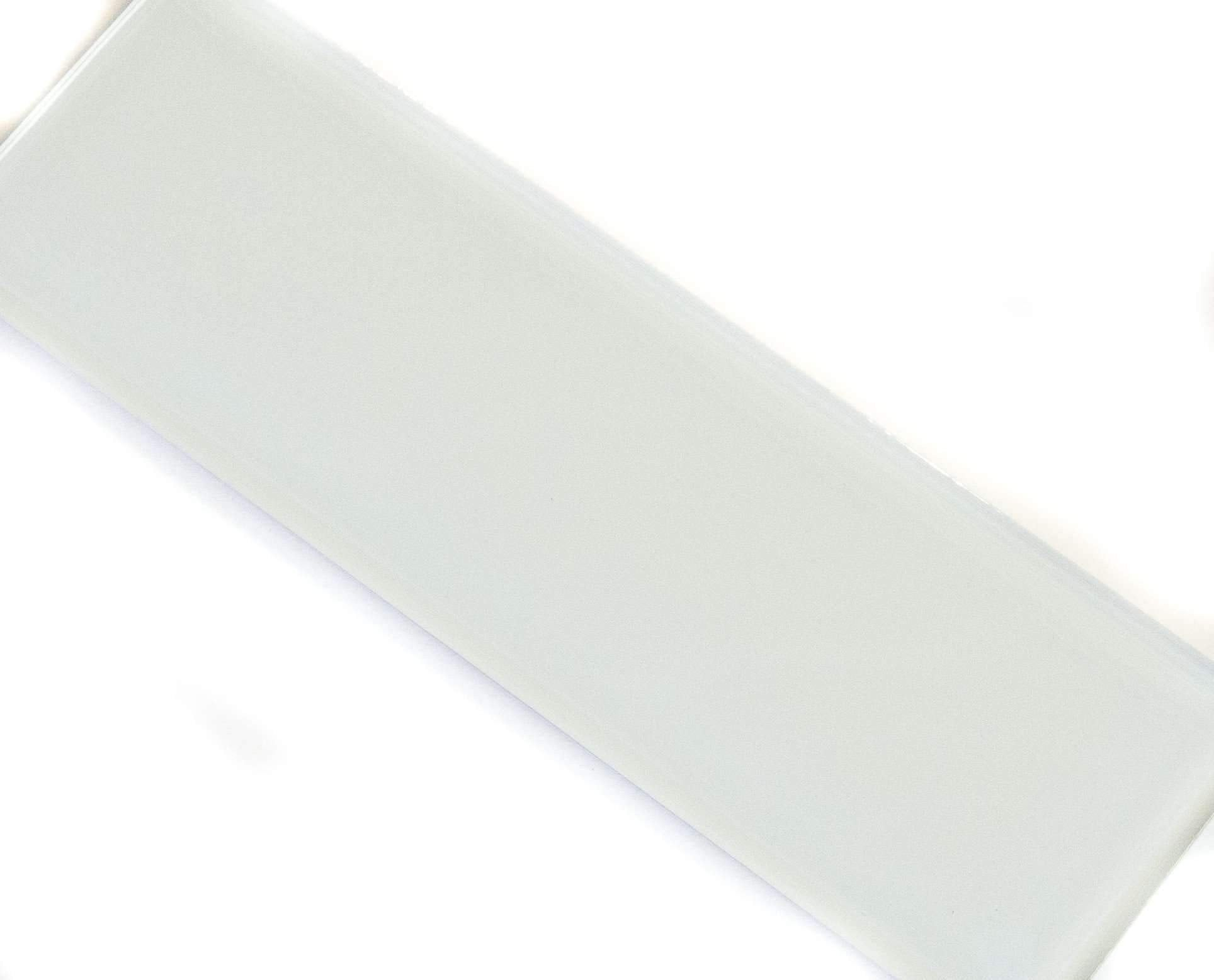 Pearl White II Subway Glass  Discount Stones