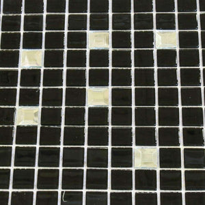 Black Flash - Glass + Stone Mix cheap stone veneer clearance - Discount Stones wholesale stone veneer, cheap brick veneer, cultured stone for sale