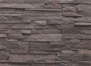 Charcoal Falls - Stackstone cheap stone veneer clearance - Discount Stones wholesale stone veneer, cheap brick veneer, cultured stone for sale