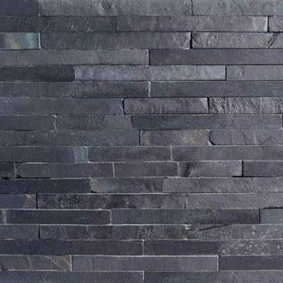 Charcoal Strips - Slate cheap stone veneer clearance - Discount Stones wholesale stone veneer, cheap brick veneer, cultured stone for sale