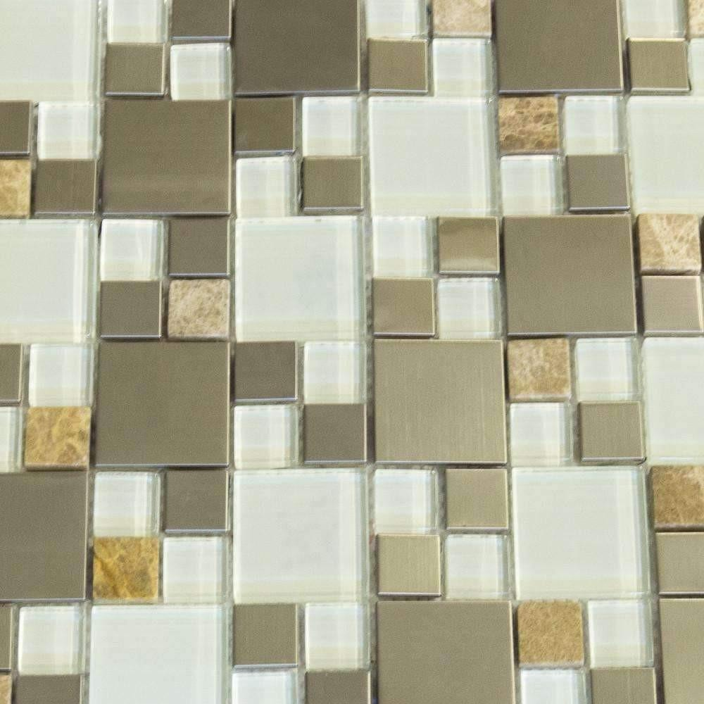Spectrum - Glass + Steel Mix cheap stone veneer clearance - Discount Stones wholesale stone veneer, cheap brick veneer, cultured stone for sale