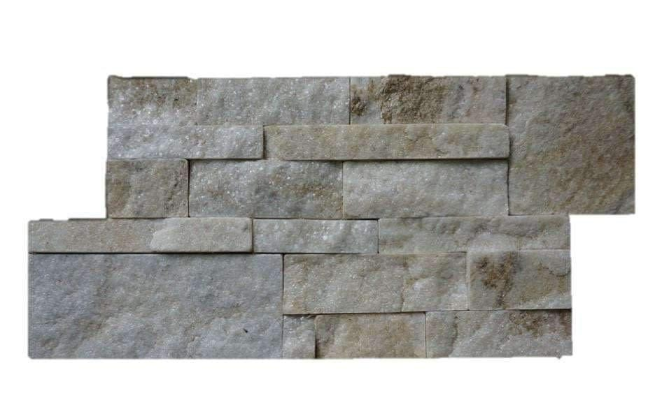 Arctic Quartz - Stone Panel cheap stone veneer clearance - Discount Stones wholesale stone veneer, cheap brick veneer, cultured stone for sale