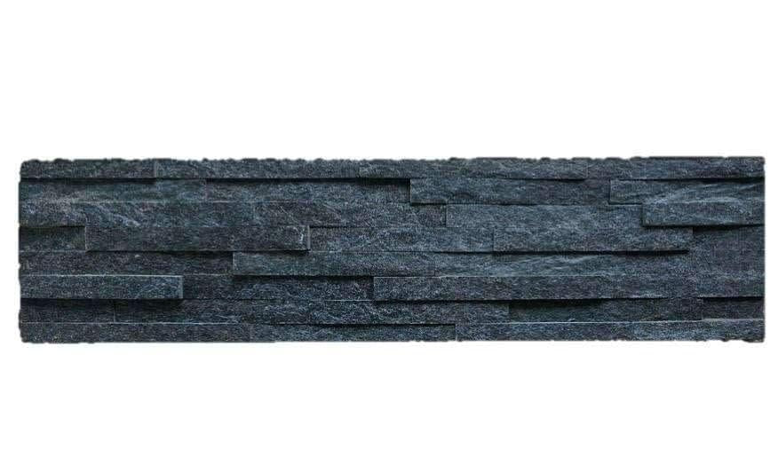 Black Castle Stone Panel  Discount Stones