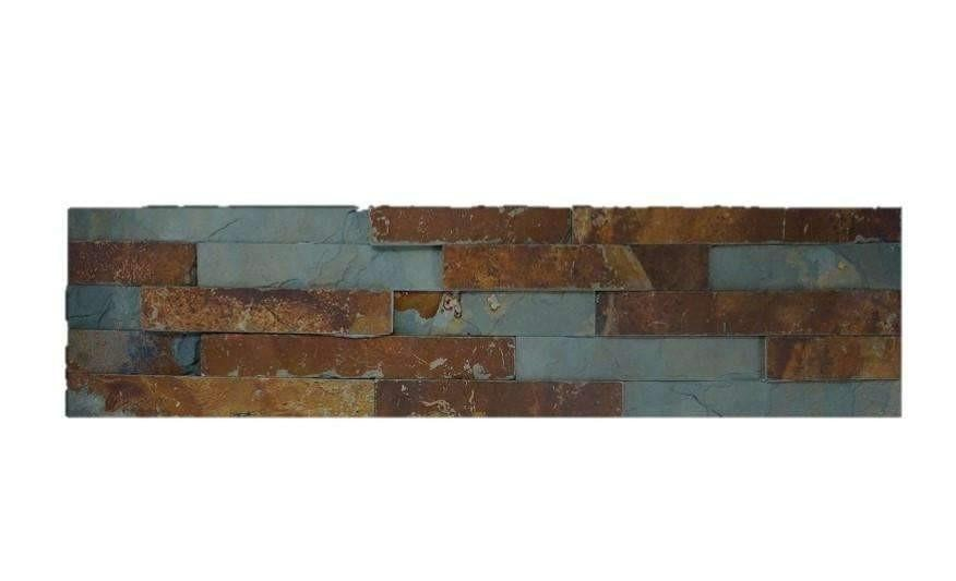 Rusty Autumn - Stone Panel cheap stone veneer clearance - Discount Stones wholesale stone veneer, cheap brick veneer, cultured stone for sale