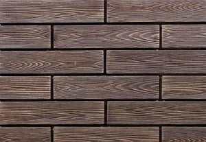 Blue Ruby Wooden Brick Discount Stones