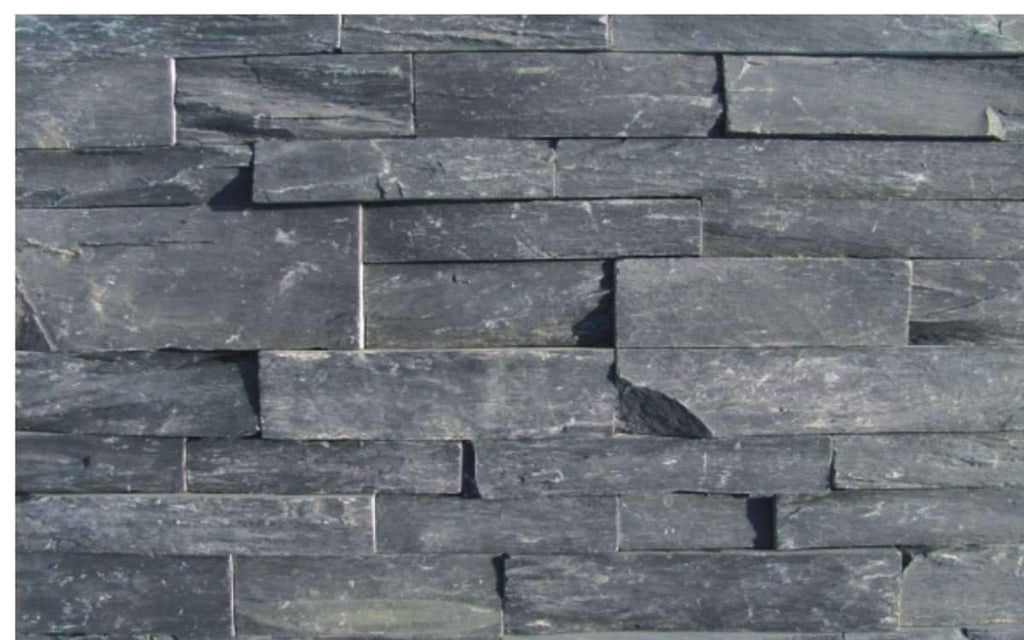 Dark Moon - Slate cheap stone veneer clearance - Discount Stones wholesale stone veneer, cheap brick veneer, cultured stone for sale