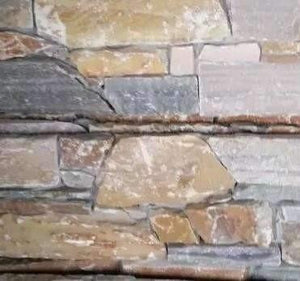 Goldview - Rough Cut Slate cheap stone veneer clearance - Discount Stones wholesale stone veneer, cheap brick veneer, cultured stone for sale