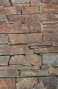 Lost Lake - Rough Cut Slate cheap stone veneer clearance - Discount Stones wholesale stone veneer, cheap brick veneer, cultured stone for sale