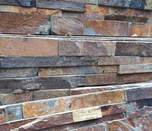 Wolf Den - Slate cheap stone veneer clearance - Discount Stones wholesale stone veneer, cheap brick veneer, cultured stone for sale