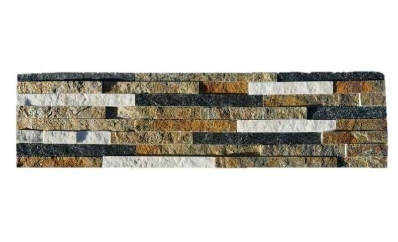 All Star Mix Stone Panel  Discount Stones