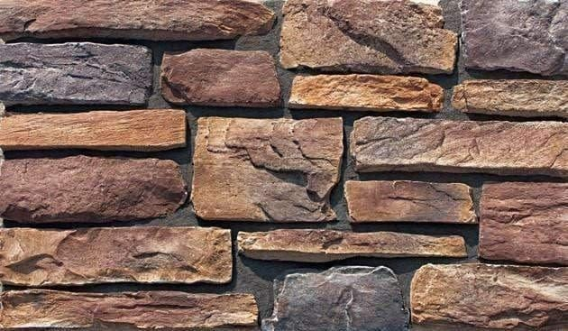 Alpine - Rustic Ledgestone cheap stone veneer clearance - Discount Stones wholesale stone veneer, cheap brick veneer, cultured stone for sale
