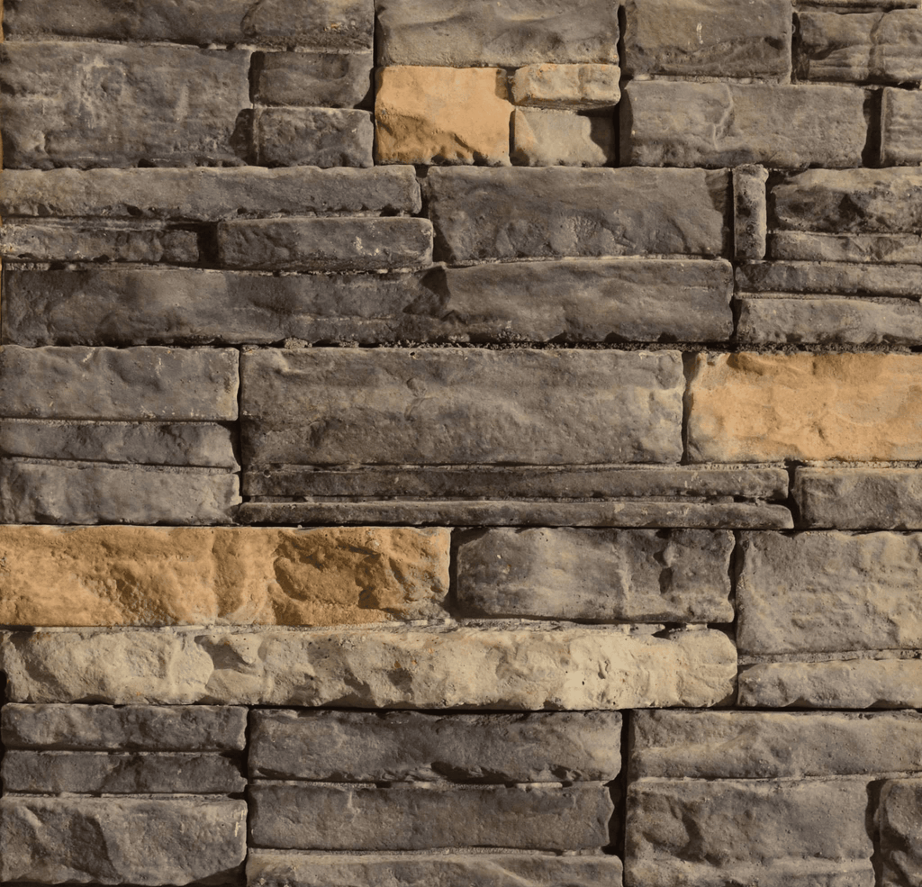Crater Lake - Quick Fit Ledgestone cheap stone veneer clearance - Discount Stones wholesale stone veneer, cheap brick veneer, cultured stone for sale