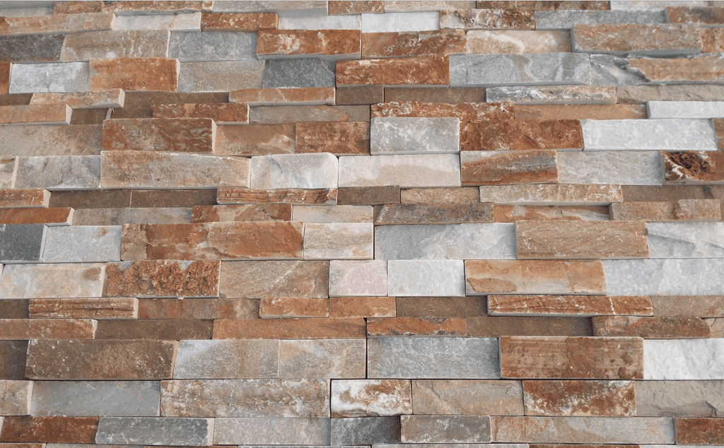 Desert Brown - Slate cheap stone veneer clearance - Discount Stones wholesale stone veneer, cheap brick veneer, cultured stone for sale