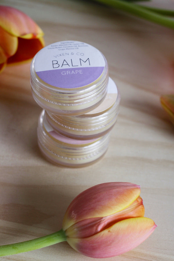 Grape - Lip Balm