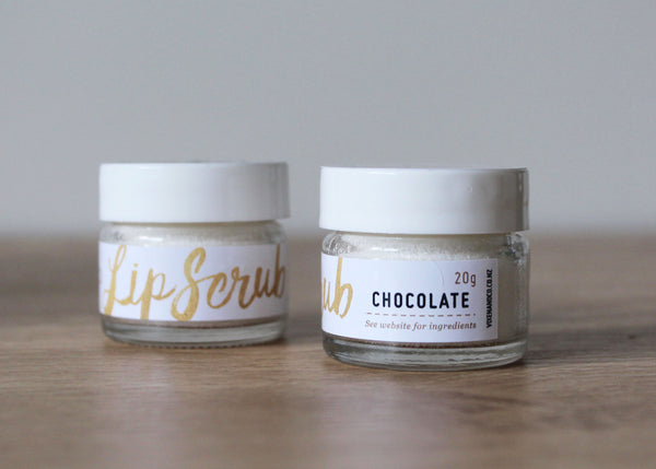 Lip Scrub - Chocolate Fudge
