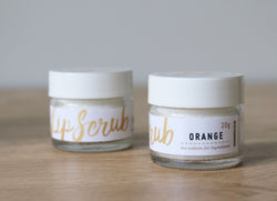 Lip Scrub - Sweet Orange