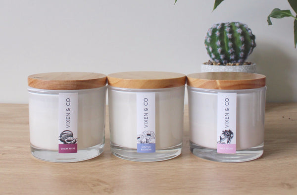Trio Candle Combo