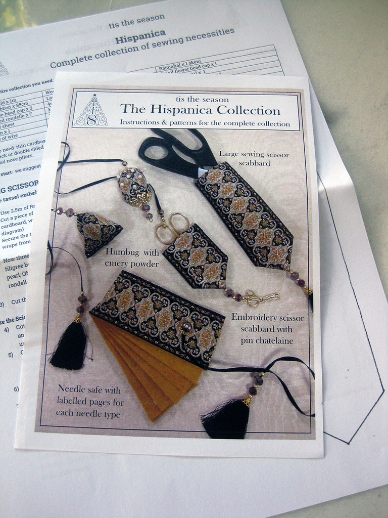 Hispanica Collection Patterns