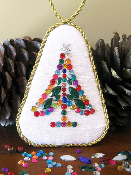 Bling rhinestone tree 1