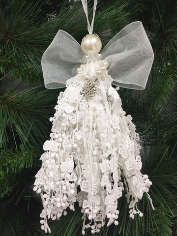 CLASS- Snowflake Lace Angel