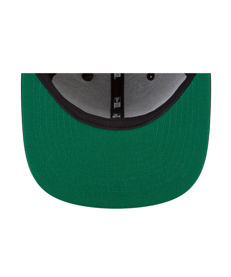 PAPER PLANES - THE CROWN ORIGINAL SNAPBACK *GREEN* (BLK/WHT)