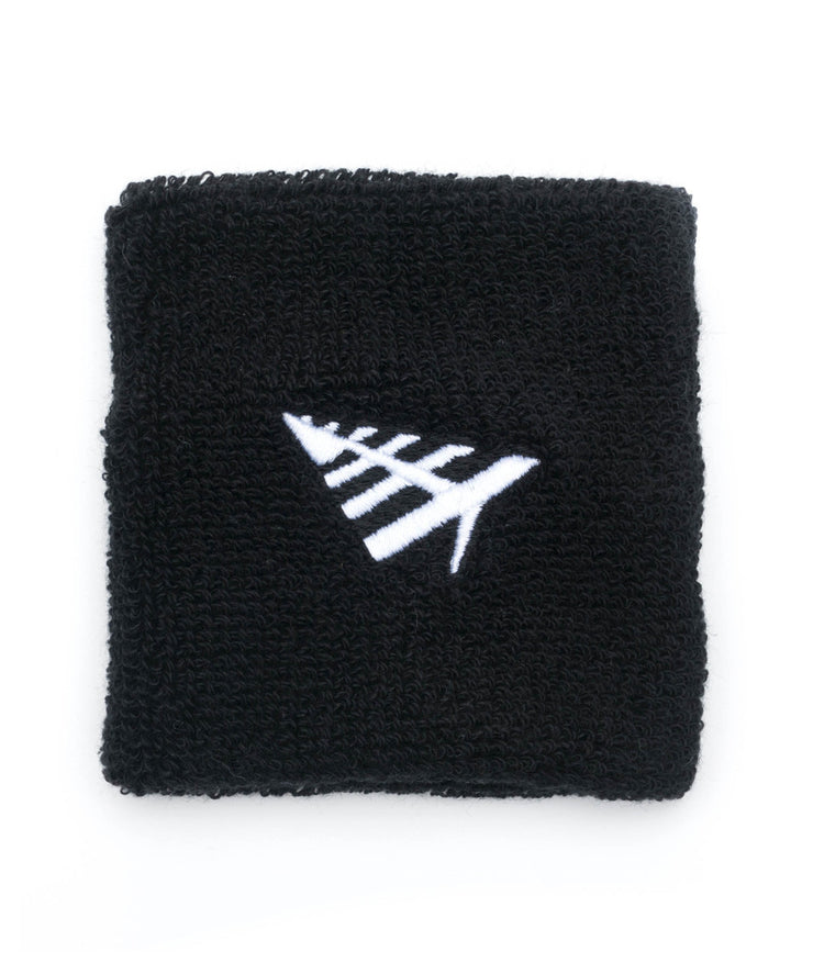PAPER PLANES - PLANES WRISTBAND (BLACK)