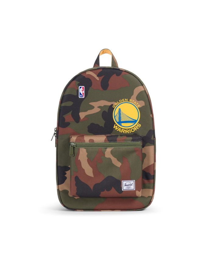 HERSCHEL - SETTLEMENT BACKPACK (WARRIORS/CAMO)