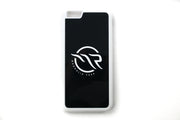 MAGNOLIA PARK - IPHONE 6/6S PLUS CASE LOGO (BLACK W/ WHITE BUMPER)