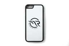 MAGNOLIA PARK - IPHONE 6/6S CASE LOGO (WHITE W/ BLACK BUMPER)