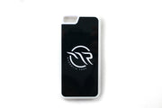 MAGNOLIA PARK - IPHONE 6/6S CASE LOGO (BLACK W/ WHITE BUMPER)