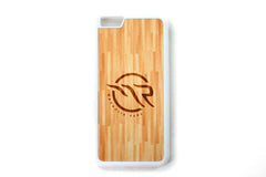 MAGNOLIA PARK - IPHONE 6/6S PLUS CASE LOGO (HARDWOOD WHITE)