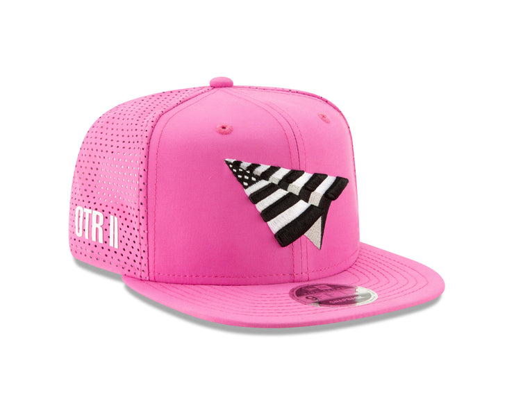 PAPER PLANES - THE CROWN OTR2 SNAPBACK (PINK)
